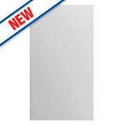 Slab Kitchens 300 Base/Wall Door White Gloss 732 x 296mm