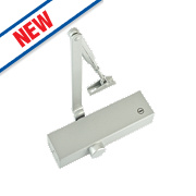 Yale 5000 Overhead Door Closer Silver