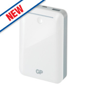 GP Batteries GP301 Portable PowerBank 10,400mAh