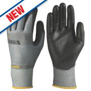 Snickers Precision Flex Cut 3 Gloves Grey/Black Large