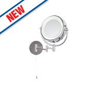 Spa Apus LED Circular Bathroom Mirror 0.07W