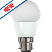 LAP Golf Ball LED Lamp White BC 6W