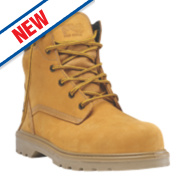 Timberland Pro Hero Safety Boots Wheat Size 11