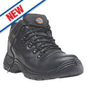 Dickies Fury Safety Boots Black Size 7