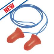 Howard Leight Max 37dB Corded Foam Ear Plugs 100 Pairs