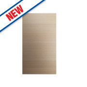 Oak Kitchens Slab 400 Base/Wall Door 396 x 732mm