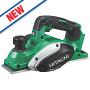 Hitachi P18DSL/W4 18V Li-Ion Cordless Planer - Bare