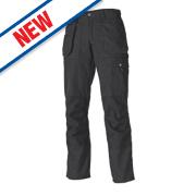 Dickies Eisenhower Multi-Pocket Ladies Trousers Size 10 32