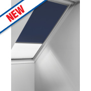 Velux Duo Roof Window Black-Out Blind White 1340 x 980mm