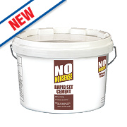 No Nonsense Rapid Set Cement Grey 10kg