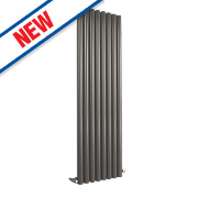Ximax Erupto Vertical Designer Radiator Anthracite 1500x585mm