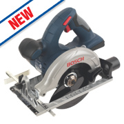 Bosch GKS18VLIN 18V Li-Ion 165mm Cordless Circular Saw - Bare