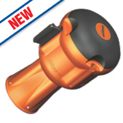 Skipper Retractable Barrier Dummy Unit Orange
