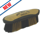 Bentley Slip-Not Dandy Brush Black & Gold