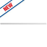 Slab Kitchens 600 Oven Filler Panel White Gloss 139 x 596mm