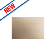 Oak Kitchens Slab 600 Appliance Door 596 x 432mm