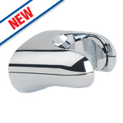 Mira Logic Shower Head Holder Chrome