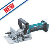Makita DPJ180Z - Bare 18V Li-Ion LXT Cordless Biscuit Jointer - Bare
