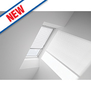 Velux Venetian Blind White 660 x 1180mm