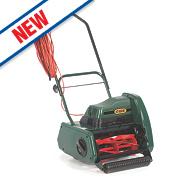 Webb WEC12E 340W 30cm Electric Roller Cylinder Lawn Mower 230V