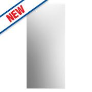Slab Kitchens 600 Tall Appliance Door White Gloss 1232 x 596mm