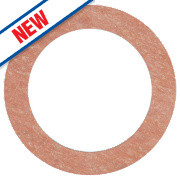 "Arctic Products Fibre Central Heating Pump Washers Blue 1¾"" Pack of 2"