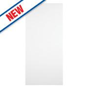 White Kitchens Gloss Handleless 600 Tall Appliance Door 596 x 1232mm