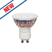 LAP GU10 LED Lamps 345Lm 650Cd 5.8W Pack of 5
