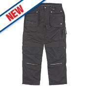 "Hyena Krakatowa Trousers Black 32"" W 32/34"" L"