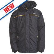 "CAT Traverse Jacket Black X Large 46-48"" Chest"