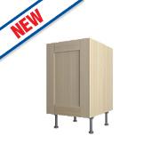Oak Kitchens Shaker 500 Base/Wall Door 496 x 732mm