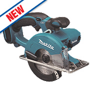 Makita DCS550Z 18V Li-Ion 136mm Cordless Metal-Cutting Saw - Bare
