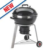 Landmann Black Pearl Kettle Charcoal Barbecue Black 67 x 55 x 88cm
