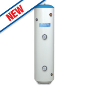 RM Prostel Slimline Direct Unvented Hot Water Cylinder 210Ltr
