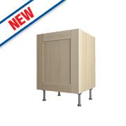 Oak Kitchens Shaker 600 Base/Wall Door 596 x 732mm