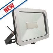 Brackenheath ispot LED Floodlight 30W Black