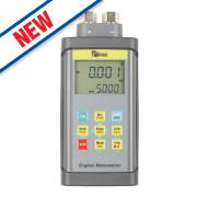 TPI 665 High Pressure Digital Manometer