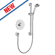 Mira Minilite BIV Mixer Shower Built-In Chrome