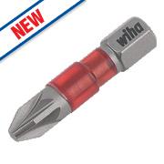 Wiha Maxxtor Torsion Screwdriver Bit Pz2 x 29mm
