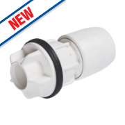Hep20 Push-Fit Tank Connector 15mm x ½