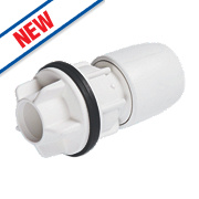 """Hep20 Push-Fit Tank Connector 15mm x ½"""""""