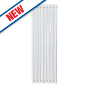 Ximax Erupto Vertical Designer Radiator White 1500x585mm