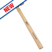 Forge Steel Hickory Handle Cross Pein Hammer 4oz