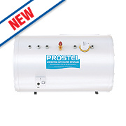 RM Prostel Horizontal Indirect Unvented Hot Water Cylinder 210Ltr