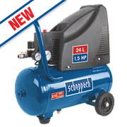 Scheppach HC25-O 24Ltr Oil-Free Compressor 230V