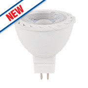 LAP MR16 LED Lamp GU5.3 346Lm 5W Warm White Pack of 5