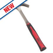 Forge Steel One-Piece Claw Hammer 24oz (0.68kg)