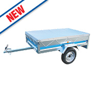 Maypole PVC Flat Cover for MP6815 Trailer