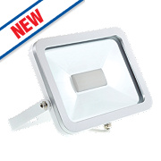 Brackenheath ispot LED Floodlight 20W White