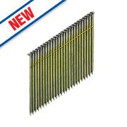 DeWalt Collated Framing Stick Nails Galvanised 3.1ga 90mm Pack of 2200
